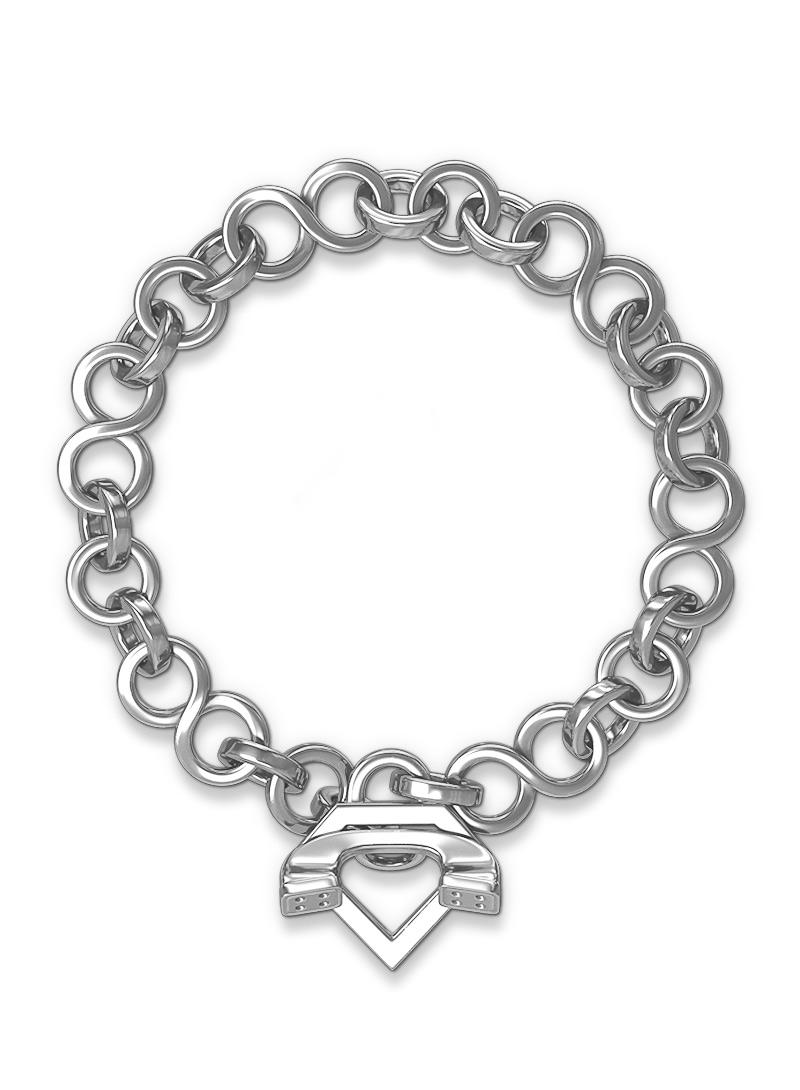 0800 Don Rouch Silver bracelet Bracelets Silver